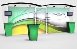20 Foot Alumalite Classic Display