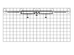 PCG 20.08 10' x 20' Inline Display