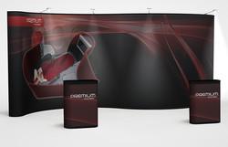 20' Premium Serpentine Display