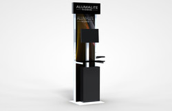 ALK1 Alumalite Kiosk Display