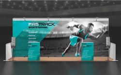 20' Hop-Up Display Package Deal