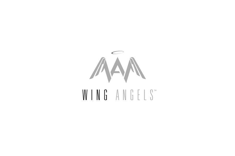 Wing Angels-Logo Design