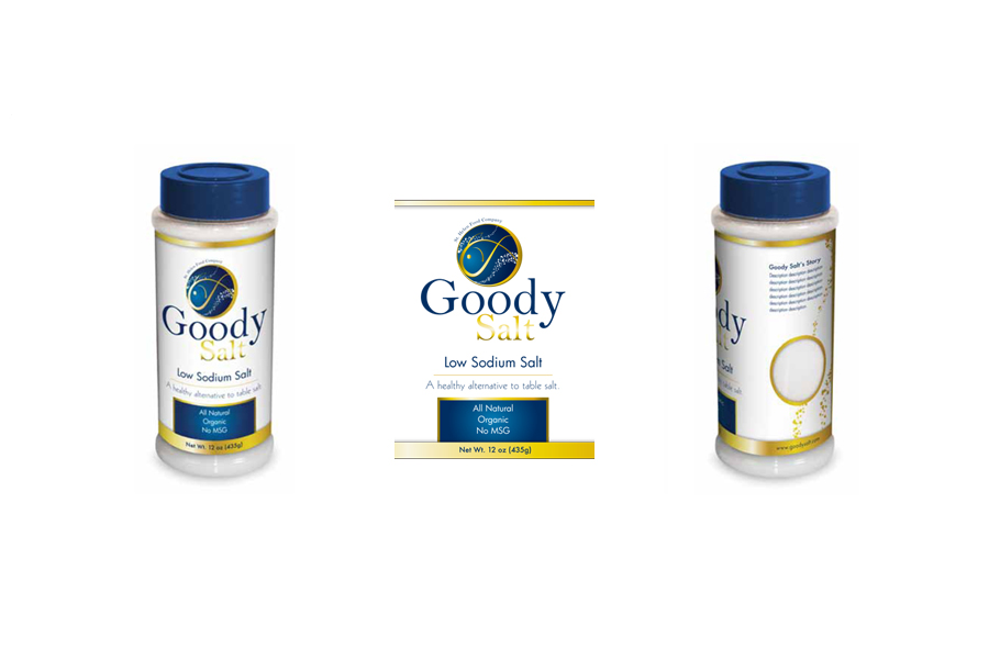 Goody Salt-Packaging