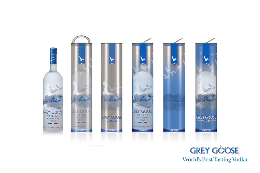 Grey Goose Vodka-Packaging Concept 4