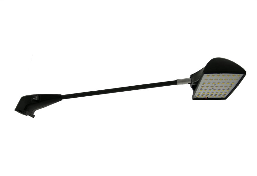 LED light black