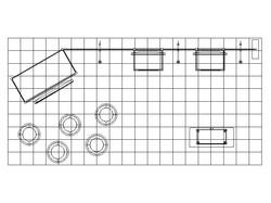 PCG 20.15 10' x 20' Inline Display
