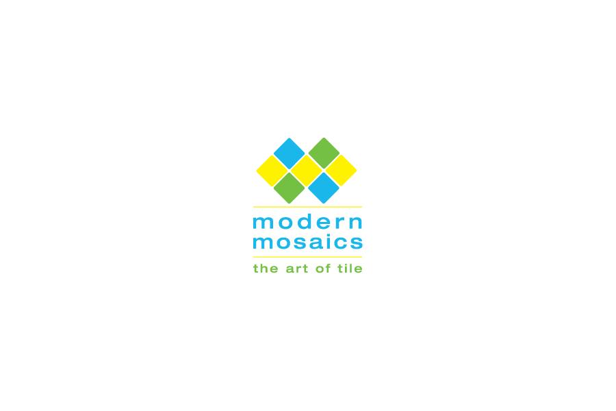 Modern Mosaics-Logo Design
