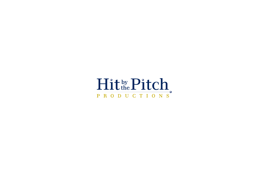 Hit by the Pitch Productions-Logo Design