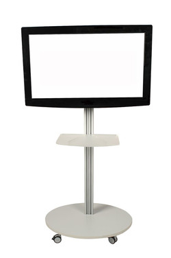 EZ StandTall Mobile One LCD Stand 27