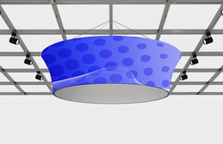 "PCG Tapered Circle 14' x 36"" Fabric"