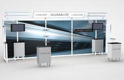 20 Foot Alumalite Lineare Display
