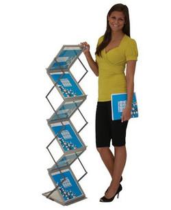 Brochure Stand