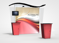 10 Foot Alumalite Classic Display