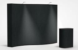 10 Foot Premium Wave Display
