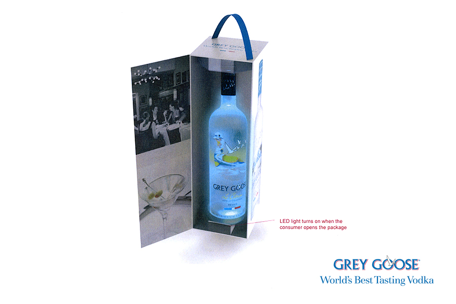 Grey Goose Vodka-Packaging Concept 1