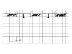 PCG 20.07 10' x 20' Inline Display