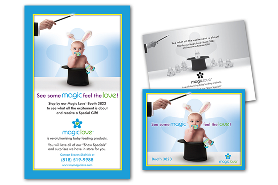 MagicLove - Baby Feeding Products