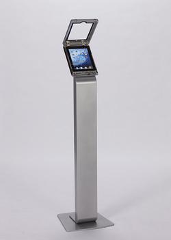 Freestanding iPad Kiosk Rental
