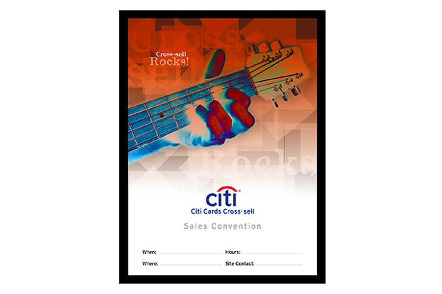 Citibank Corporate Branding