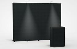 Premium 10' Fabric Pop-Up Display