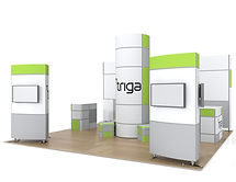 Triga Exhibition Stand Packages