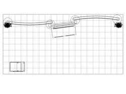 PCG 20.29 10' x 20' Inline Display