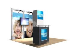 PCG 10.32 10' x 10' Inline Display