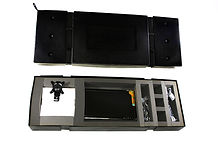"Pop-up Monitor Mount Kit w Hardware,""19"" Monitor & Transport Case"