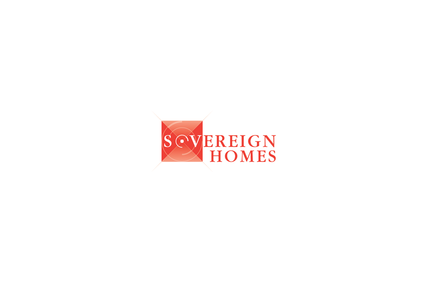 Sovereign Homes-Logo Design