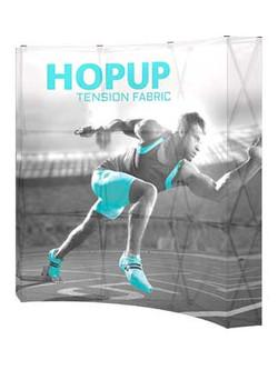 3x3-Hopup