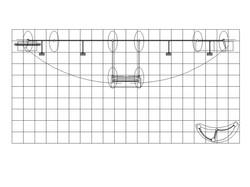 PCG 20.18 10' x 20' Inline Display