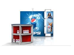 PCG 10.26 10' x 10' Inline Display