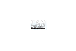 LAN Associates Architecture-Logo Design