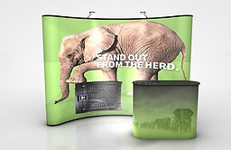 Economy Plus Portable Pop-Up Displays