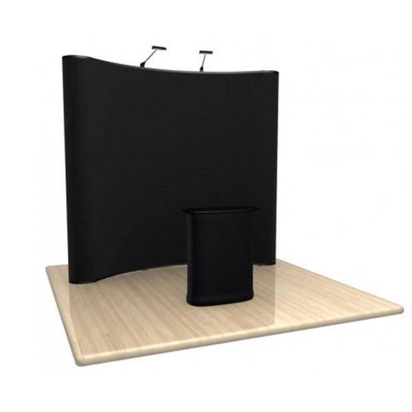 8' Pop-Up Display-Fabric