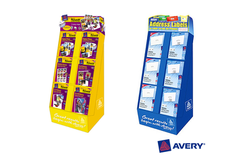 Avery Staples Stores Systems-POP