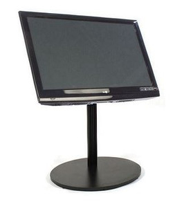"""EZ Stand Short LCD Stand 28""""-Black"""