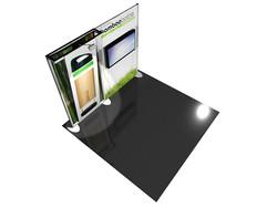 PCG 10.10 10' x 10' Inline Display