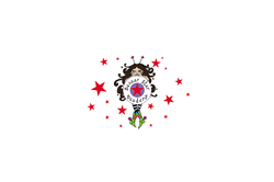 Bazaar Star Beadery-Logo Design