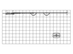 PCG 20.05 10' x 20' Inline Display