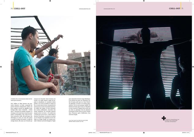 L'électro chaabi réveille l'Égypte—02.La Vie