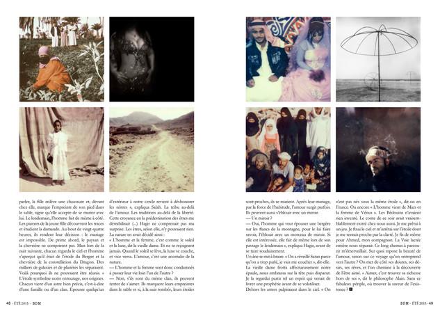 Les déclarations du mont Sinaï—06. Bouts du Monde