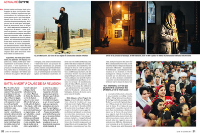 Chrétiens d'Egypte —01. La Vie