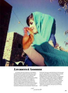 Amours / Egypte—02. La Vie