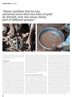 Les nouveaux chercheurs d'or égyptiens —05. Bijoutiers magazine