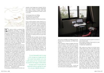 Marguerite Duras —02. Bouts du Monde