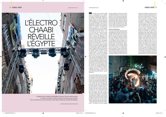L'électro chaabi réveille l'Égypte—01.La Vie