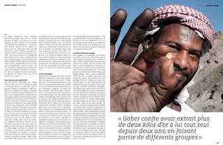 Les nouveaux chercheurs d'or égyptiens —02. Bijoutiers magazine