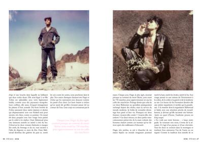Les déclarations du mont Sinaï—05. Bouts du Monde