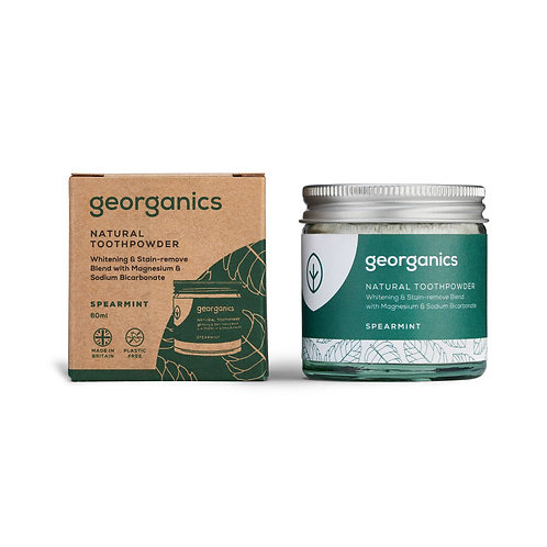 Georganics Toothpowder (60ml)